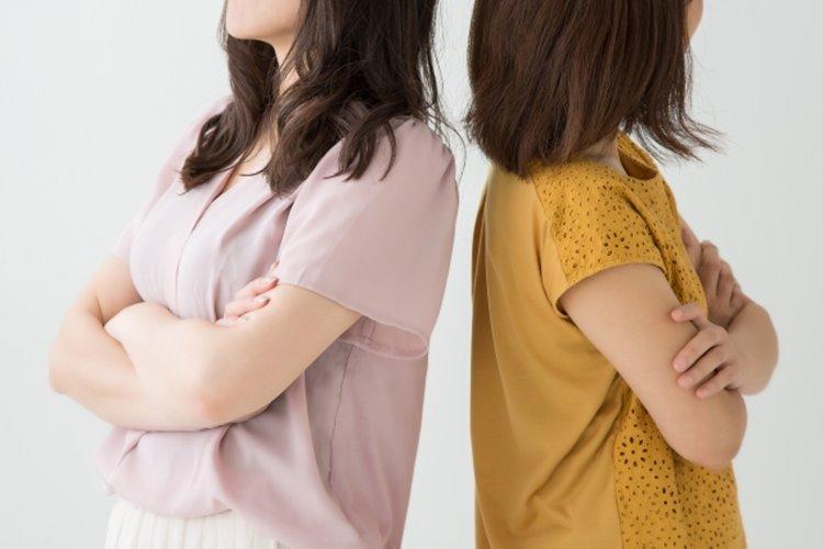 女同士の対立、「嫌な女」をどう撃退する?(イメージ)
