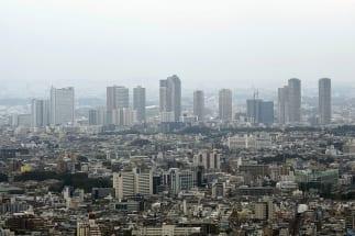 武蔵小杉は住みたい街ランキングで前年9位から20位に(写真:時事通信フォト)