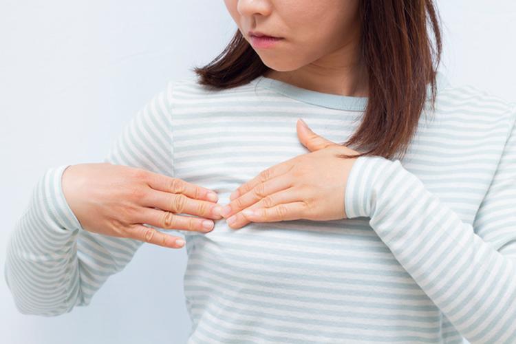 乳がんと高収入には因果関係が(イメージ)