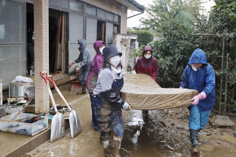 浸水にいかに備えるべきか(共同通信社)