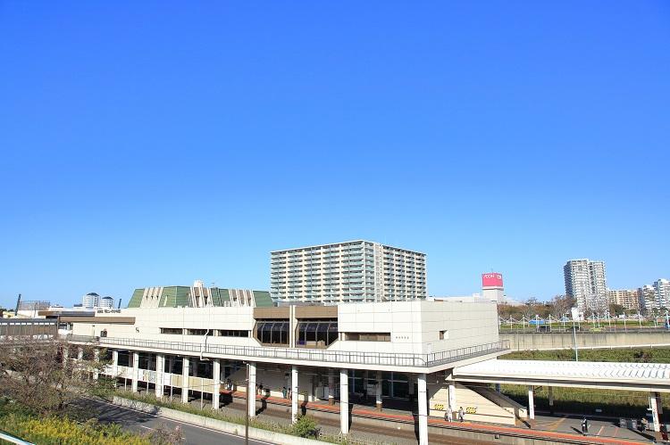 印西市は「住みよさランキング」7年連続1位という記録を作った(千葉ニュータウン中央駅)