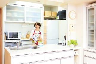 「同時進行」による時短を提案するラク家事アドバイザー・島本美由紀さん