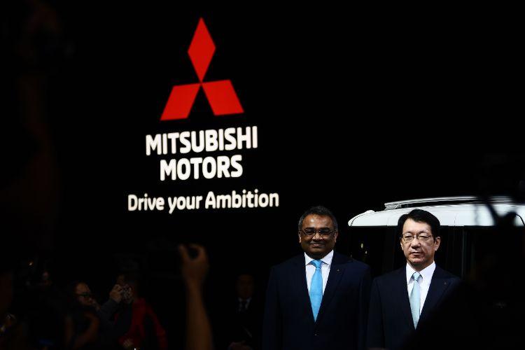 三菱自動車はグループの力量によって運命を左右されてきた(AFP=時事)