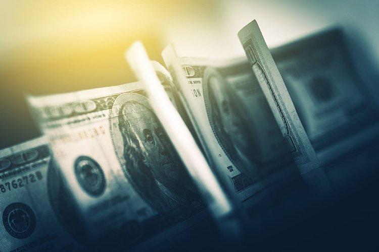米中貿易戦争の影響は米国債の保有残高にも表れている(写真:アフロ)