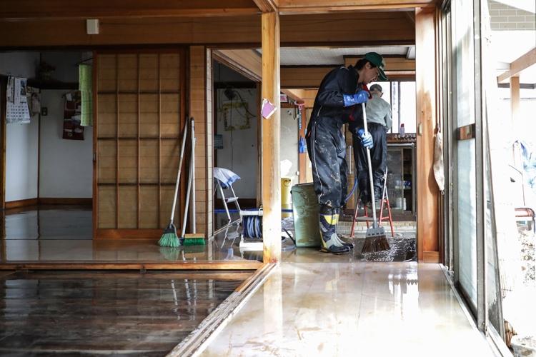 災害発生から1年以内の修繕が原則(写真:時事通信フォト)