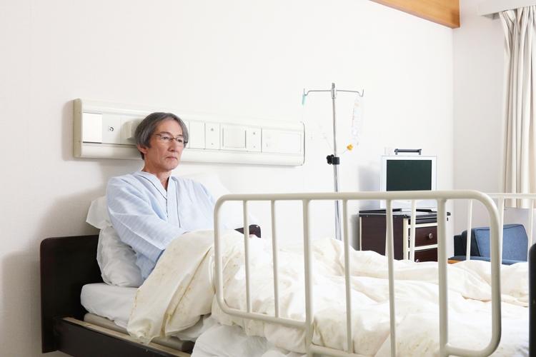 がん保険で給付金が出るかどうかの分水嶺は(イメージ)