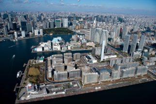 4145戸、2万人近くの住民が生活することになる大型マンションの価値は?(写真:時事通信フォト)