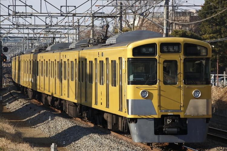 「孤高の路線」とも揶揄されることもある西武新宿線