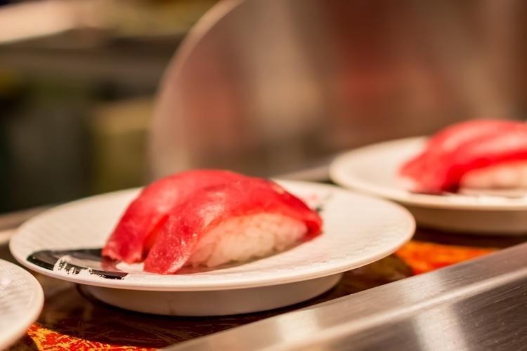 回転寿司チェーンの注目ネタから名店まで(イメージ。Getty Images)