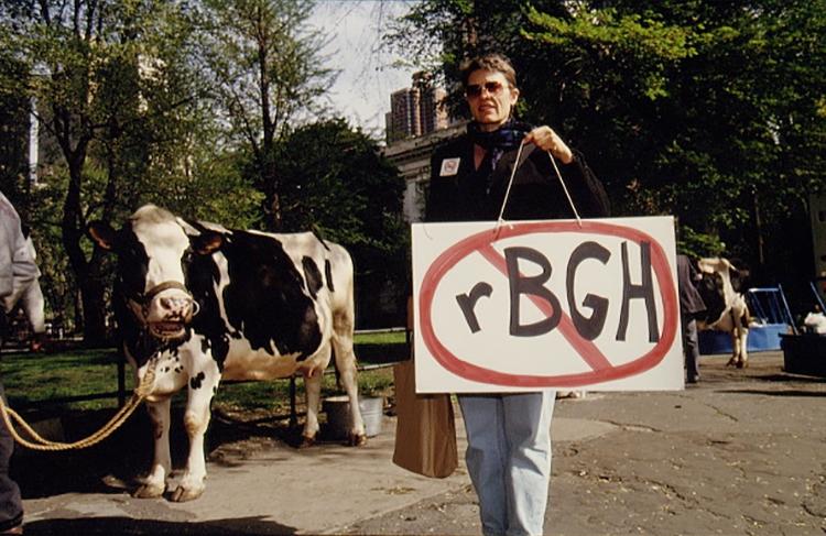 アメリカ人が20年以上前から避けていた乳製品が今日本に…(Getty Images)