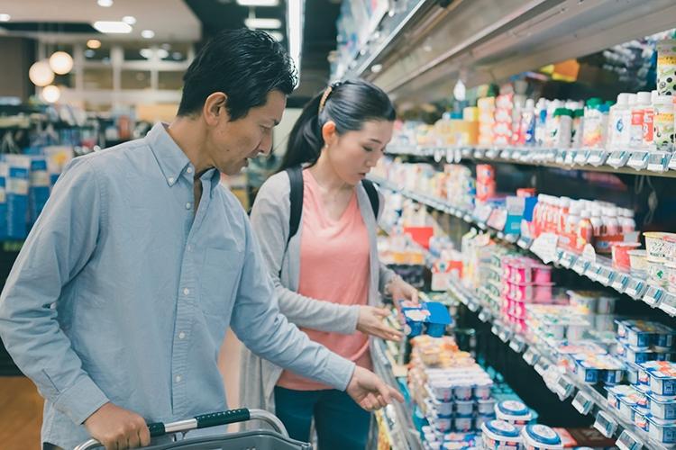 国内の大手乳製品メーカーは「米国産」をどの程度使用しているのか?(イメージ)