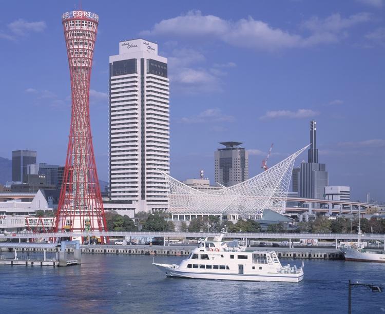神戸のポートアイランド(写真:時事通信フォト)