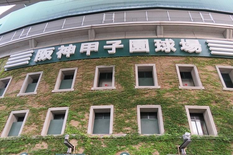 やっぱりスポーツが観たい!(阪神甲子園球場)