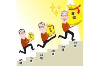 """""""年金ボーナス""""導入へ 65歳以降も働けば受給額が毎年アップ"""
