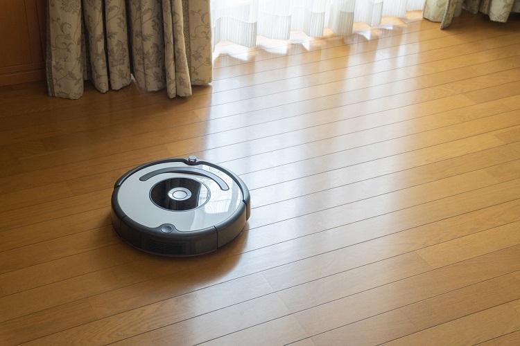 ロボット掃除機導入で生活はどう変化した?(イメージ)