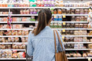 新型コロナの影響は食料品の流通にも?(イメージ。Getty Images)