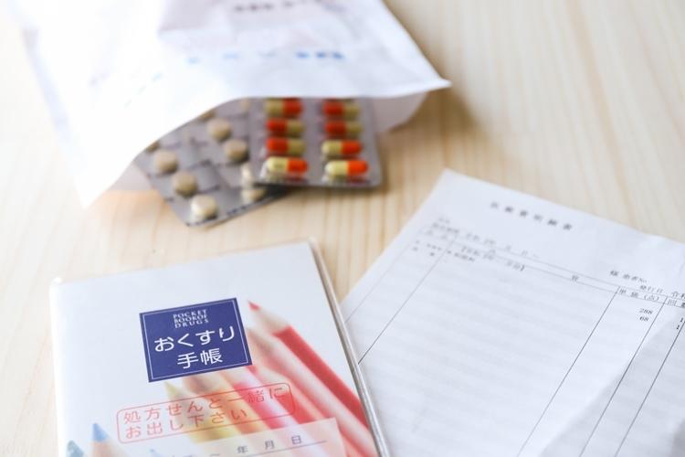 生活習慣病の治療は薬代の支出もバカにならない(イメージ)
