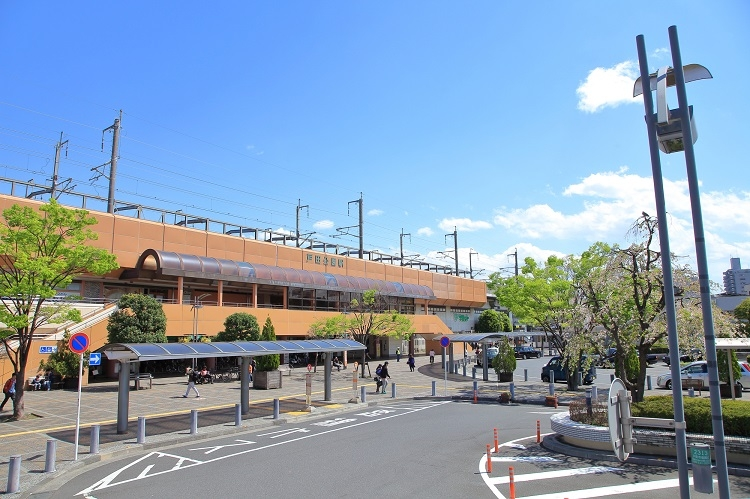 """戸田公園は、漕艇場やボートレース場もある""""ボートの街""""としても知られる"""