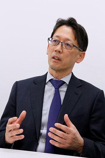 IFA法人MK3株式会社 代表取締役社長 林 雅巳氏
