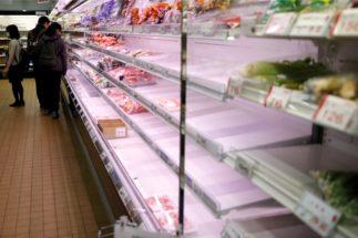 食料自給率が4割に満たない日本にとって大打撃(写真:アフロ)