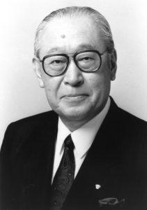 サントリーの二代目社長・佐治敬三氏