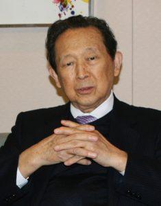 西武百貨店の元社長でセゾングループを作った堤清二氏(時事通信フォト)
