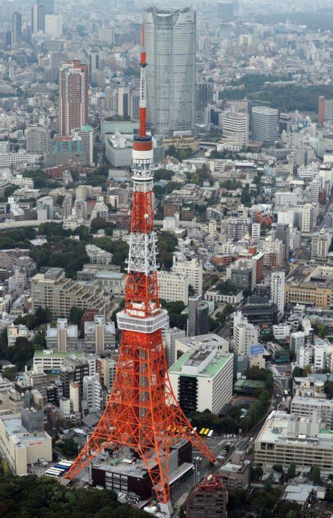 首都直下地震が起こったら東京はどうなる?(共同通信社)