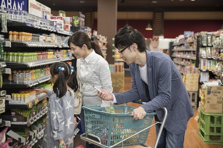 3人に1人は週4日以上買い物をしているという(イメージ)