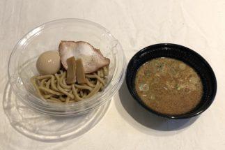 セブン-イレブン『とみ田監修 濃厚豚骨魚介 味玉冷しつけ麺』