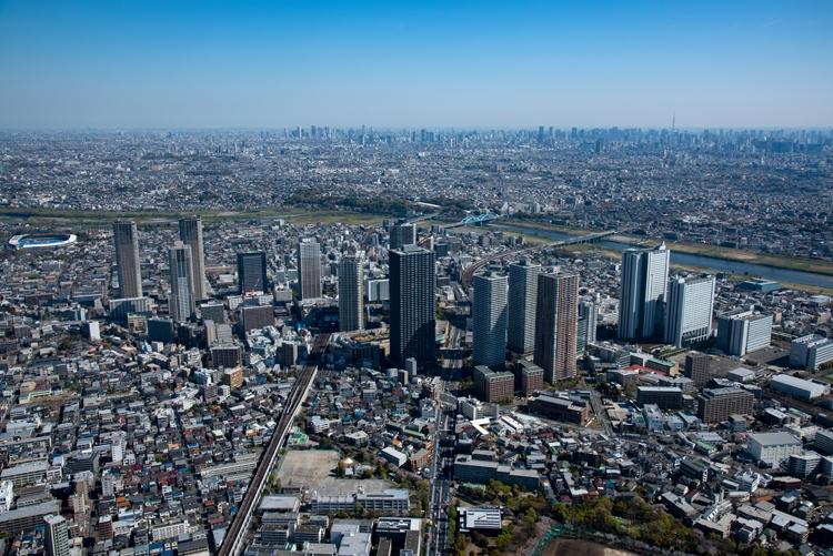 武蔵小杉は住みたい街ランキングの常連だったが…(時事通信フォト)