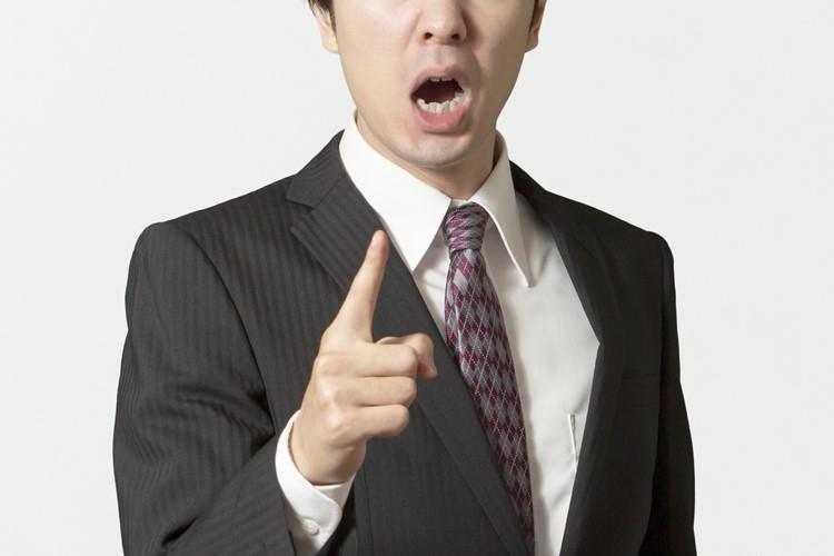 怒りがこみ上げてからの「6秒」が重要(イメージ)