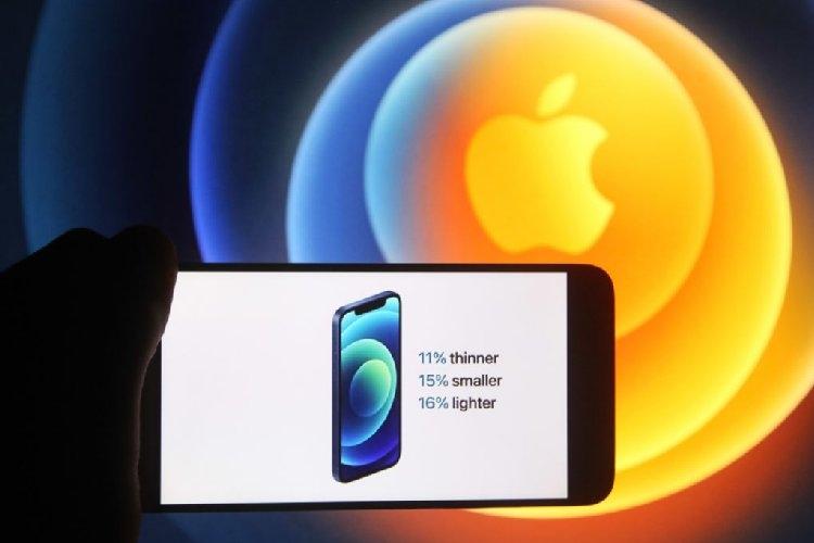 「iPhone 12」シリーズの中でもminiが注目される理由は?(Getty Images)