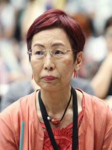 東大名誉教授で社会学者の上野千鶴子さん(時事通信フォト)