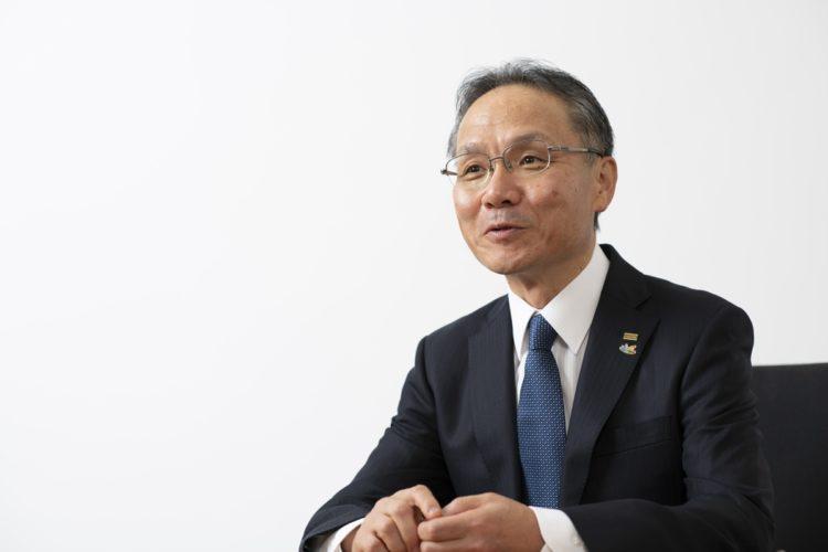 山口聡社長がカゴメの経営戦略について語る