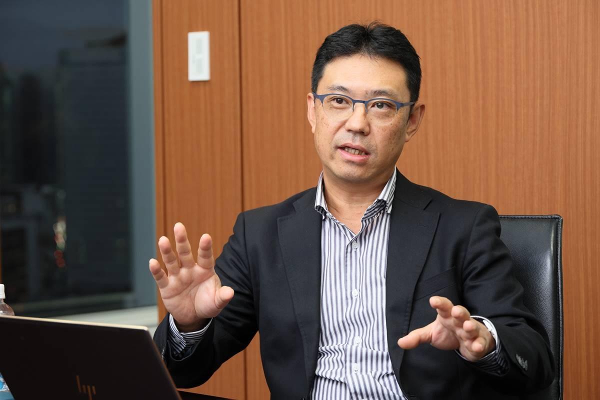 アジアゲートホールディングス代表取締役社長 松沢 淳