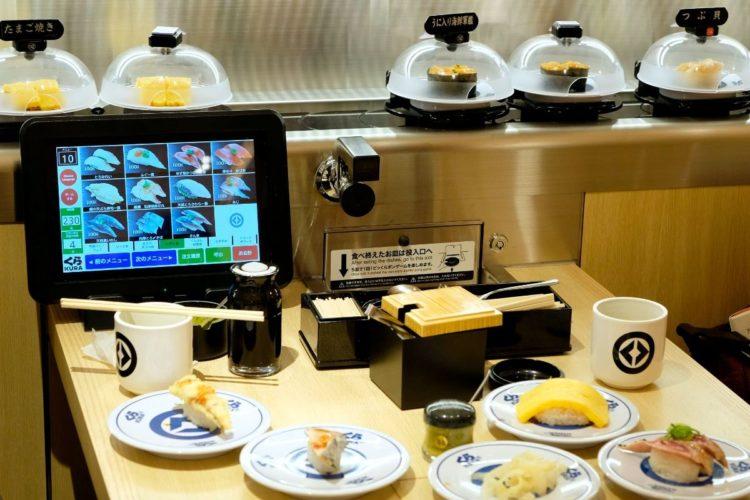 優待割引券がもらえるくら寿司ほか、注目の優待銘柄が続々(AFP=時事)