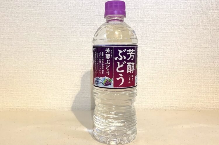 サントリー『芳醇ぶどう&サントリー天然水』