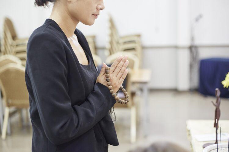 葬儀の小規模化が進んでいるという(Getty Images)