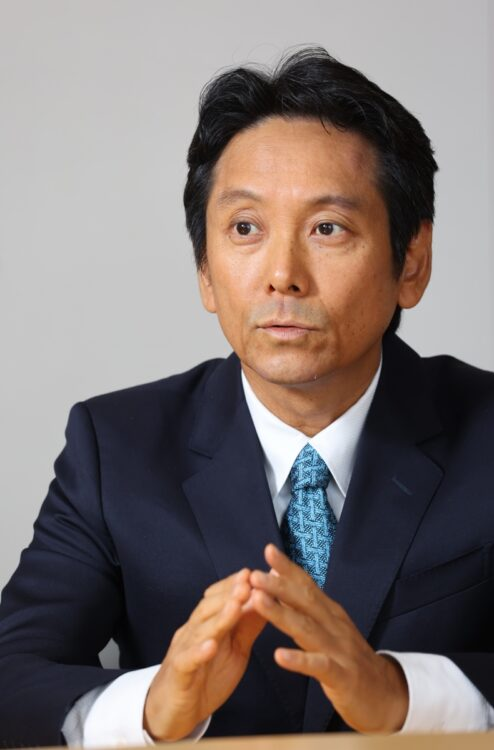リクルートホールディングス・峰岸真澄社長が今後の展望を語る(撮影/山崎力夫)
