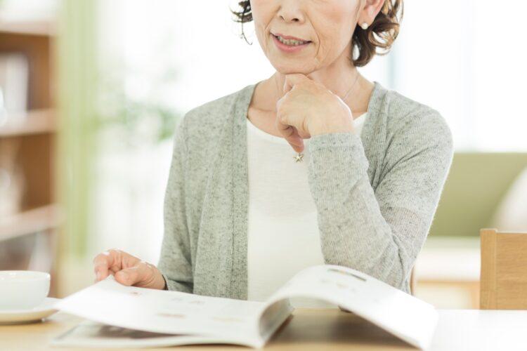 60代女性読者の相続に関する悩みはどんなもの?(イメージ)