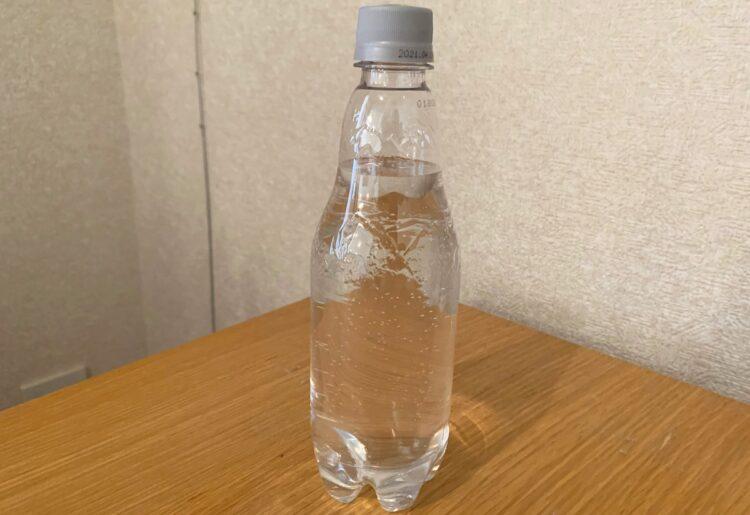 消費者がラベルレス飲料を選ぶ理由は?(サントリー天然水スパークリングレモン)