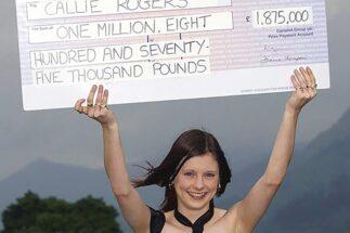 16歳で宝くじ2.5億円当せん女性の後悔「生協辞めなきゃよかった」