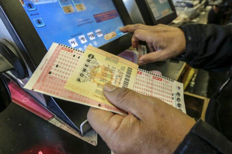 アメリカの宝くじは高額当せんも桁外れの額に(Getty Images)