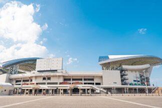 浦和美園のシンボルといえば、やっぱり「埼玉スタジアム」