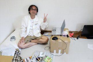 前より狭い部屋に引っ越した中川淳一郎氏の率直な思いとは?