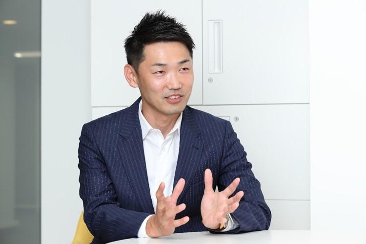 株式会社Fan 代表取締役 尾口 紘一氏