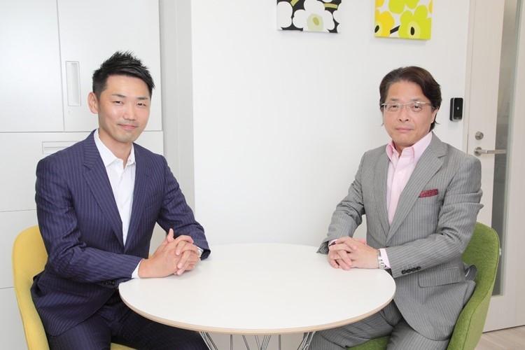 尾口 紘一氏×宗正 彰氏 対談風景2