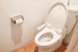 7割の男性が「自宅でトイレを使うときに座るようになった」という(イメージ)