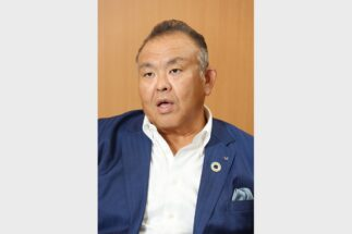 シヤチハタ・舟橋正剛社長は「ハンコには様々な用途がある」と語る