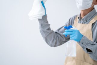 今年の大掃除はどんな点に注意すればよいか?(イメージ)